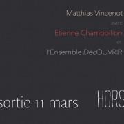 L'album Hors Cadre sort le 11 mars chez EPM