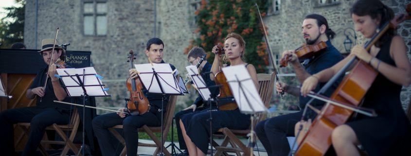L'Ensemble DécOUVRIR au Festival DécOUVRIR lors de la 14ème édition