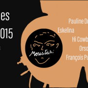 La finale du Prix Georges Moustaki se tiendra le jeudi 3 mars 2016.