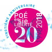 Poésie en liberté - 20 ans